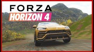 Urus Trailblazer Challenge! - Forza Horizon 4 Fortune Island