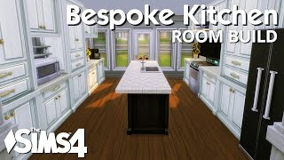The Sims 4 Room Build - Bespoke Kitchen
