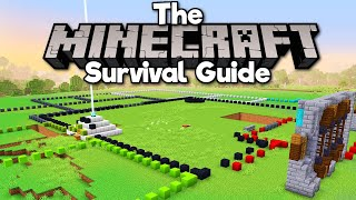 Planning Out The Museum! ▫ The Minecraft Survival Guide (Tutorial Lets Play) [Part 332]
