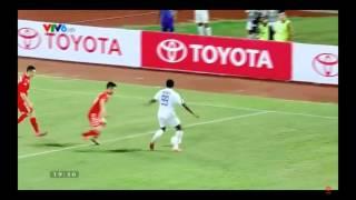 All goals highlight: Becamex Binh Duong 2 - 3 Beoung Ket Angkor