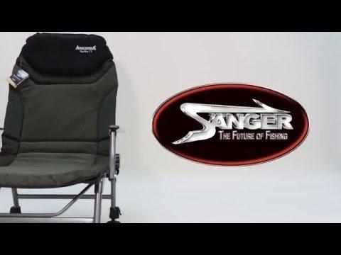 Anaconda Carp Chair II