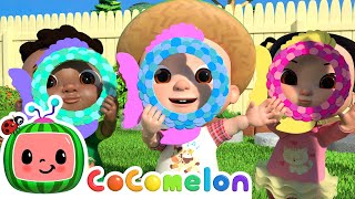 Old MacDonald!   CoComelon Nursery Rhymes & Kids Songs   Learning Videos For Toddlers
