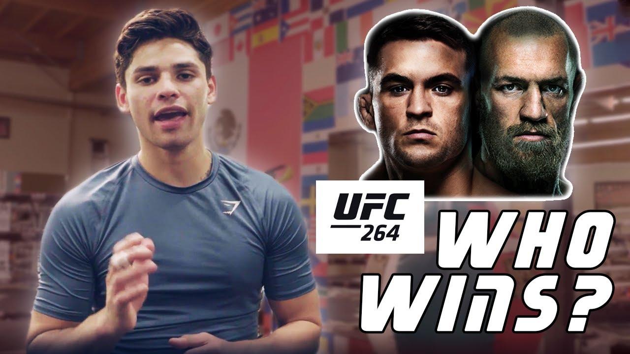My UFC 264 Prediction Might Surprise You... McGregor vs. Poirier 3