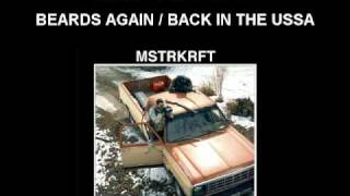 MSTRKRFT - Back In The USSA (Exchange Master MSTRD01)