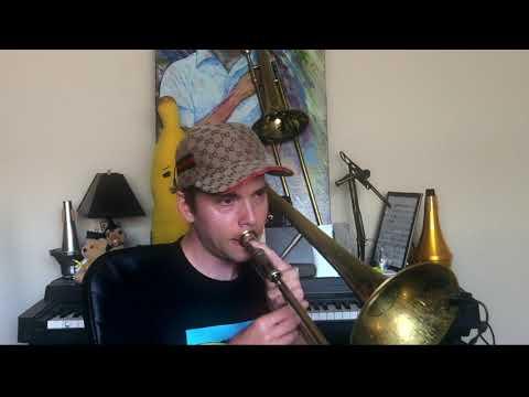 Paul The Trombonist - Jazz Solo and Improvisation | Trombone News