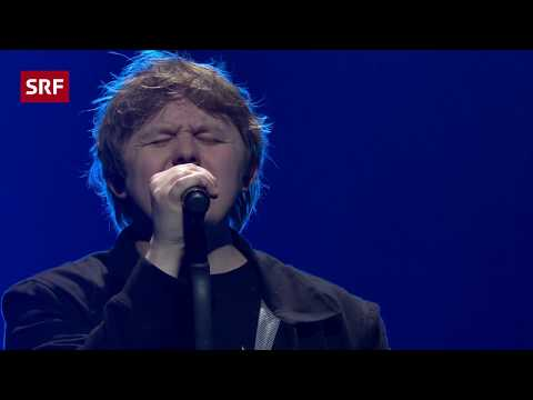 Lewis Capaldi Someone You Loved (Live Swiss Music Awards 2020)