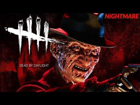 Dead By Daylight A NIGHTMARE ON ELM STREET (freddy krueger) |