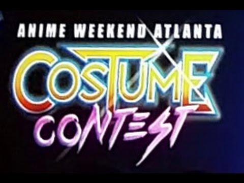 Anime Weekend Atlanta (AWA)  2014 Cosplay Contest