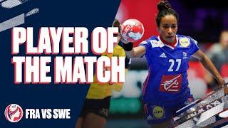 Player of the Match | Estelle Nze Minko | FRA vs SWE | Main Round | Women's EHF EURO 2020