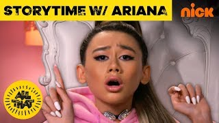 Storytime w/ Ariana Grande on All That – YUH! 📖 | New Episodes Sat. @ 8:30P EST! Video