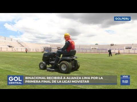 SABOTEARON A BINACIONAL VS RIVER ARGENTINO BENEDETTO RECONOCE QUE JUGADOR PERUANO HA CRECIDO MUCHO from YouTube · Duration:  10 minutes 9 seconds