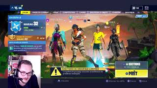 "LIVE FORTNITE PP BIENTOT THE POTES THE NUMBER IS TAKING SHAPE ON PC! CODE CREATOR ""SMOOKTHIS"""