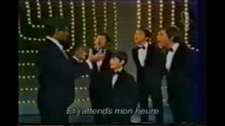 The Osmond Brothers and Jerry Lewis  -  Danny Boy (1969)