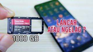 Test SD Card 1 TB Di Hp Xiaomi