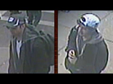FBI Releases Photos of Boston Marathon Suspects