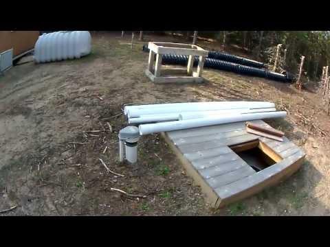 Eccotemp L10 Tankless Water Heater Instillation In Off