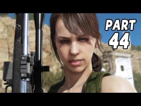 Let's Play Metal Gear Solid 5 Phantom Pain Gameplay German Deutsch #44 - Auf der Jagd