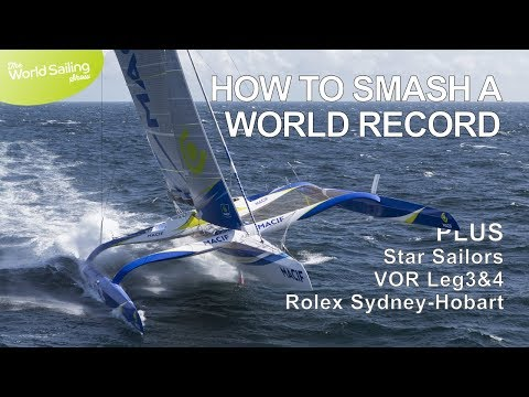 The World Sailing Show - February 2018