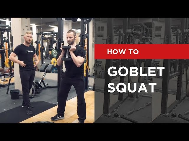 HOW TO: Goblet Squat