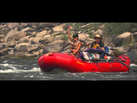 Main Salmon River Rafting During 2015 Wildfire Season: Cataract Oars