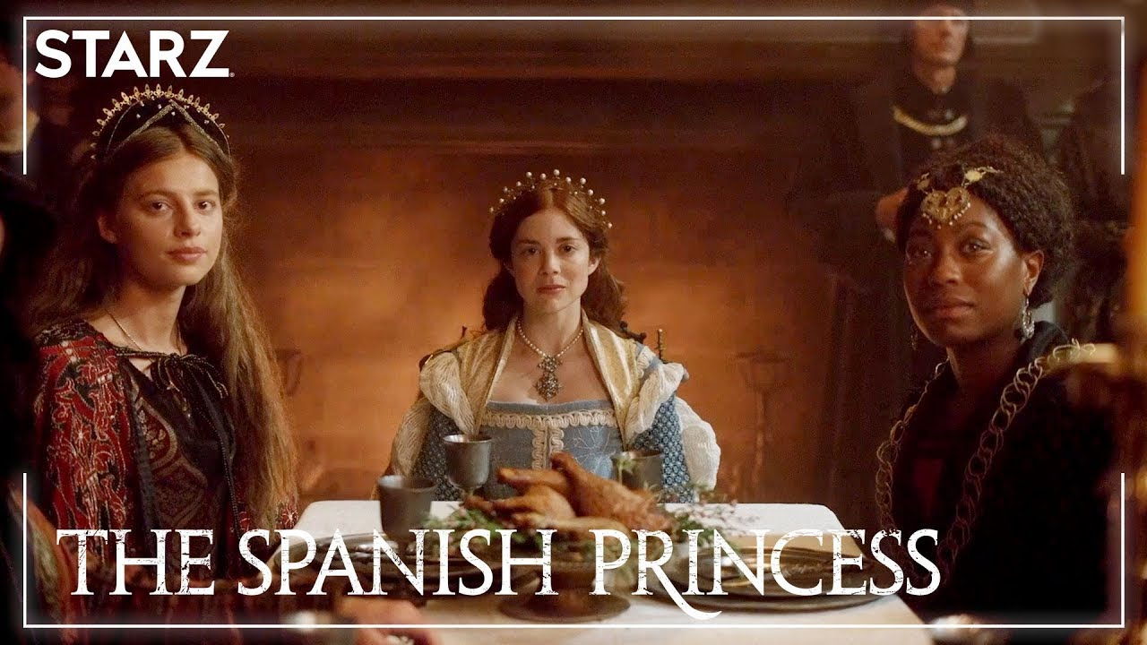 No One Is Safe Ep 4 Preview The Spanish Princess Starz