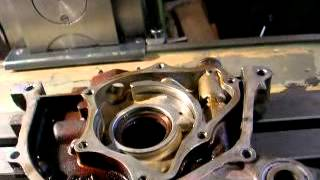 видео Ремонт насоса гидроусилителя руля пошагово