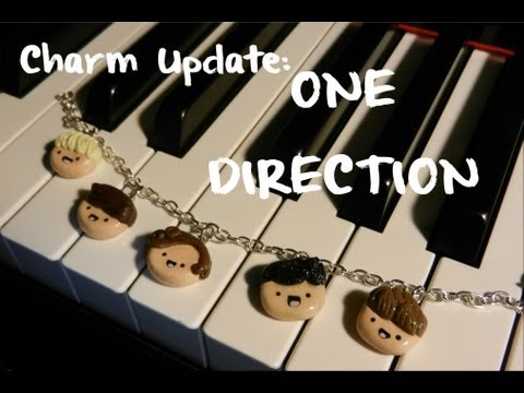 Charm Update (ONE DIRECTION CHARMS!?)