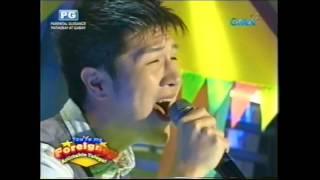 """Japanese AISAKU sings tagalog song """"IKAW PA RIN"""" & """"VOLTES V"""" on EAT BULAGA!"""