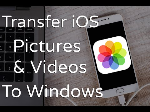 (Updated)How to Transfer Files From PC to iPhone - iPad - iPod (Without iTunes - Without  Program)!.