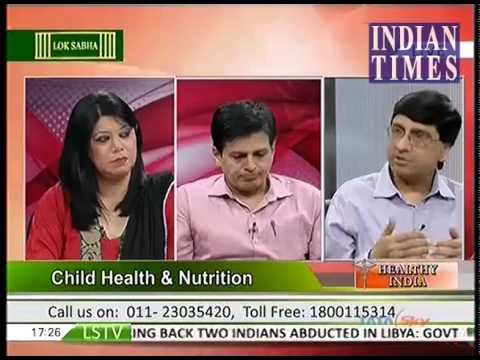 HEALTHY INDIA   CHILD HEALTH AND NUTRITION