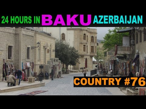 A Tourist's Guide to Baku, Azerbaijan