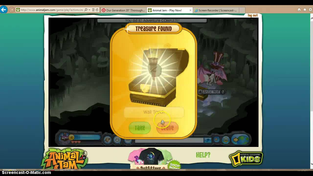 Twists and turns animal jam prizes for forgotten