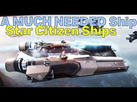 An AMAZING Ship Transporter - ANVIL LIBERATOR First Look | Star Citizen Ships