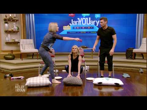 JanYOUary - Meaghan Murphy on Getting Fit With Household Items