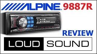[ОБЗОР] Alpine CDA-9887R