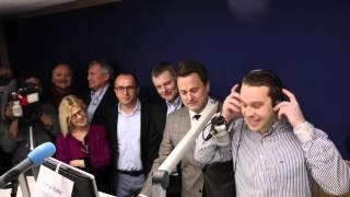 Les premières minutes de L'essentiel Radio