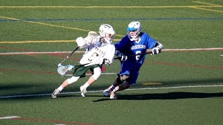 jared butler class of 2019 attack 2016 freshman year lacrosse highlights vestal high school
