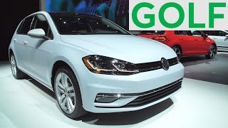 2018 Volkswagen Golf Preview | Consumer Reports