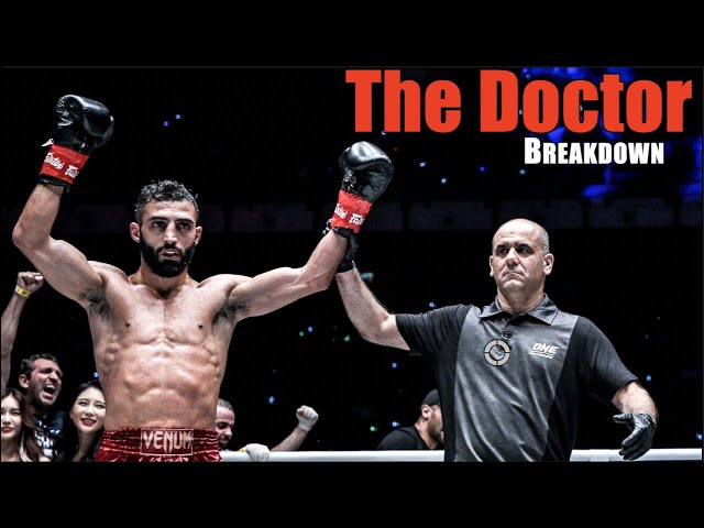 Giorgio Petrosyan's Brilliant Kickboxing Explained - Technique Breakdown