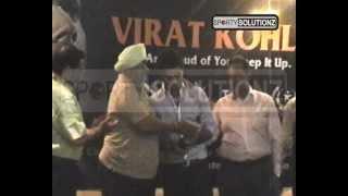 VIRAT KOHLI TURNS EMOTIONAL IN DELHI.mp4