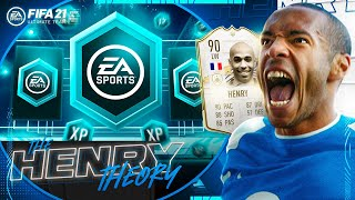 A MYSTERY BALL OBJECTIVE?? (The Henry Theory #44) (FIFA Ultimate Team)