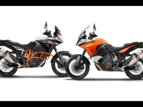 KTM 1190 Adventure R vs KTM 1190 Adventure | Die Unterschiede