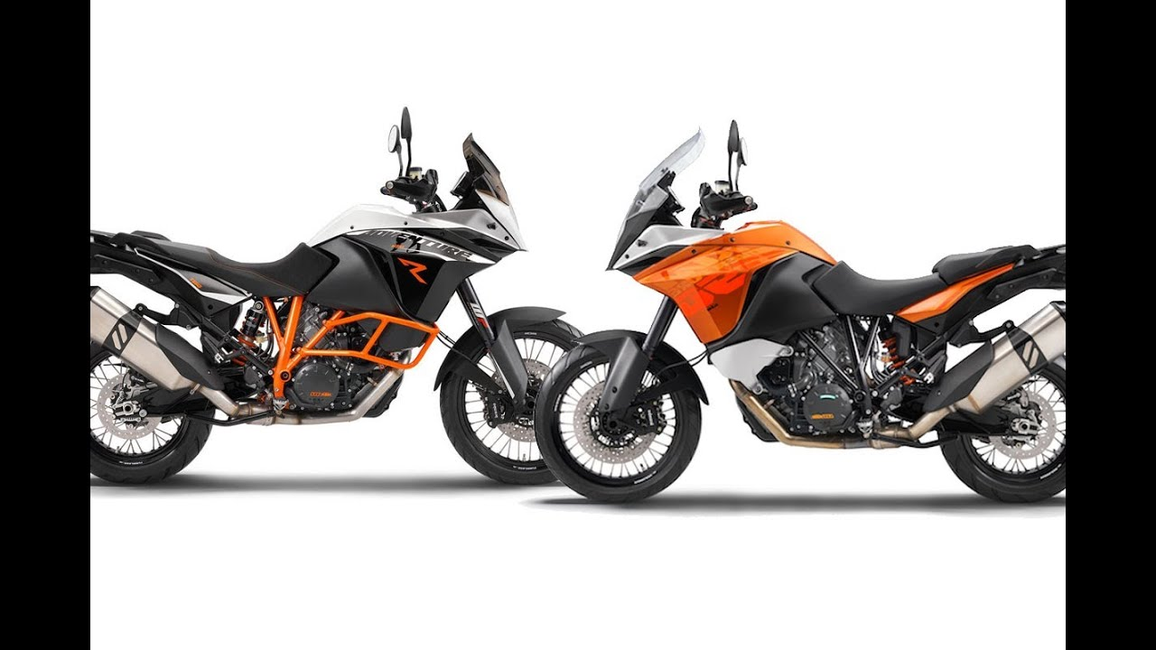 video ktm 1190 adventure r vs ktm 1190 adventure die unterschiede. Black Bedroom Furniture Sets. Home Design Ideas