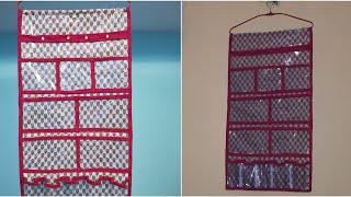 DIY Multipurpose Wardrobe & Accessories Organizer