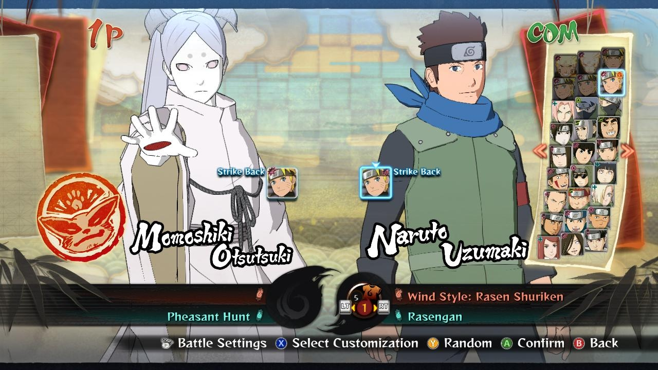 Naruto Storm 4 (PC) - Ultima Expansion Pack V3 1 (FINAL) Road To Boruto  UNLOCK ALL CHARACTER 100%