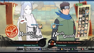 Naruto Storm 4 (PC) - Ultima Expansion Pack V3.1 (FINAL) Road To Boruto  UNLOCK ALL CHARACTER 100%