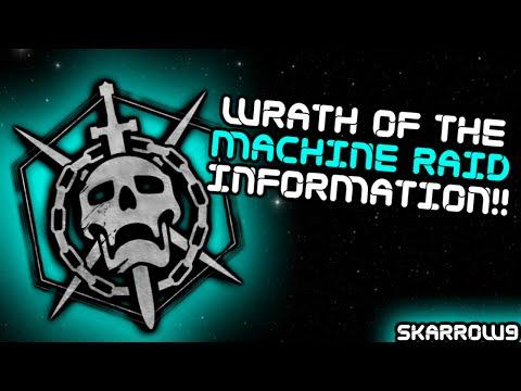 wrath of the machine light level