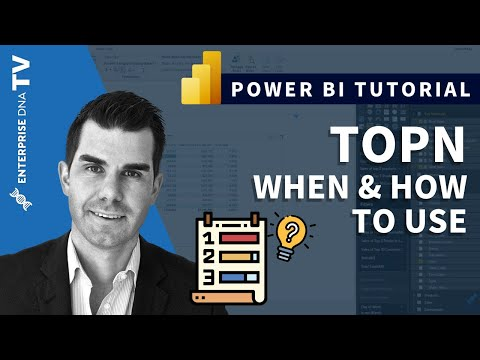When & How to Use TOPN in Power BI - DAX Function Tutorial