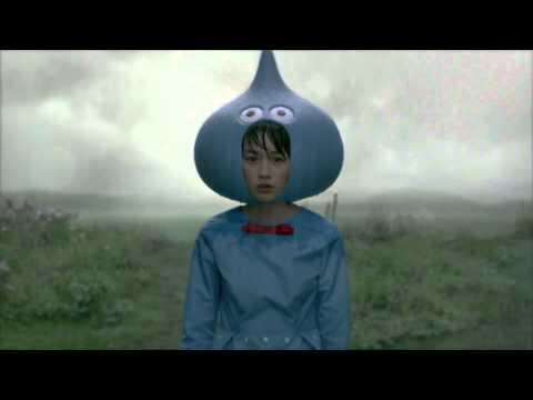 能年玲奈 ドラゴンクエスト CM スチル画像。CM動画を再生できます。