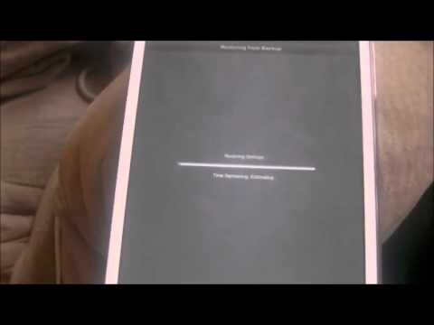 How to do a full wipe and reinstall of iOS